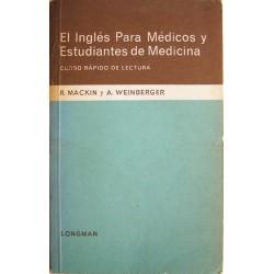 El inglés para médicos y estudiantes de medicina. Curso rápido de lectura