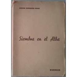Siembra en el Alba, poesías